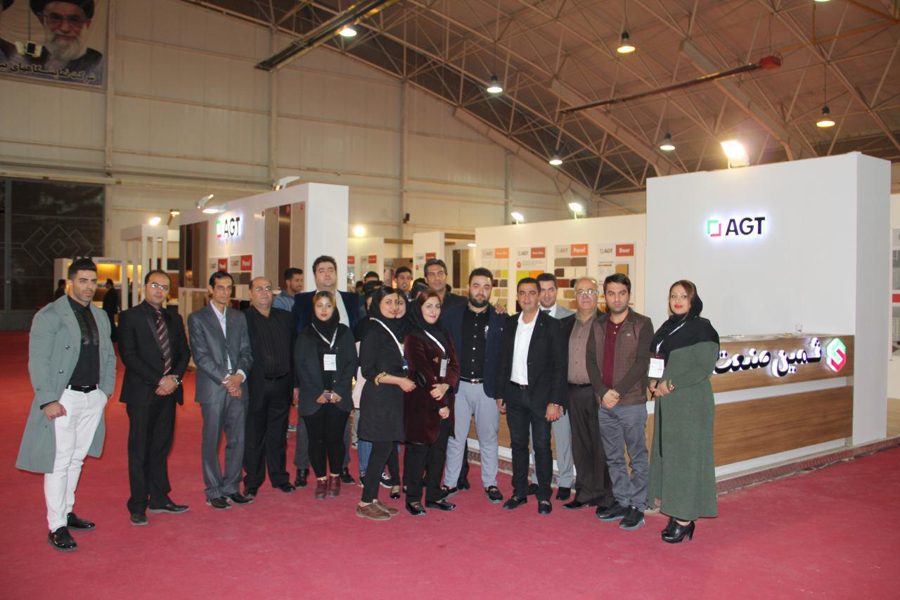 کالای چوب سلطانی نمایشگاه بین المللی صنایع چوب شیراز